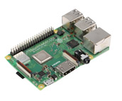 RASPBERRY PLACA PI3B+