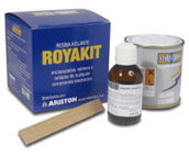 ROYAL DIAMOND RESINA PARA ENCAPSULADO, RELLENO Y SELLADO